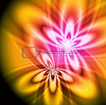 Bright vector design