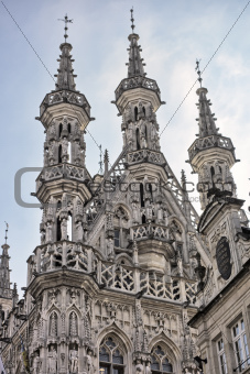 Town Hall, Leuven, Belgium