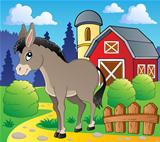 Donkey theme image 2