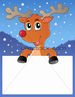 Reindeer theme image 2