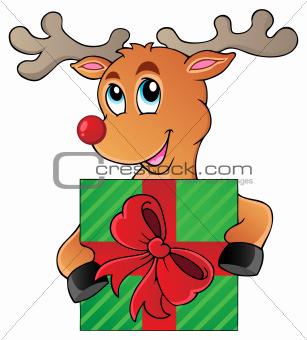Reindeer theme image 5