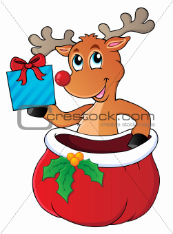 Reindeer theme image 6