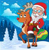 Santa Claus thematic image 2