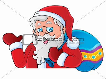 Santa Claus thematic image 6