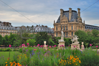 Blooming Paris