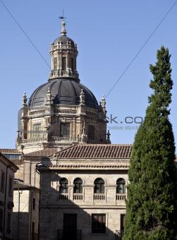 Salamanca Domes