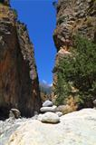Samaria Gorge at Crete