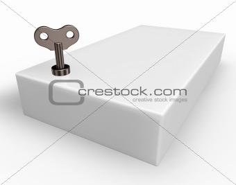 mounting box