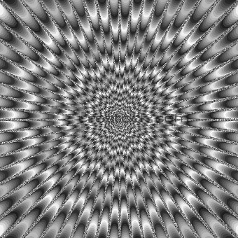 Monochrome Eye Bender