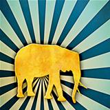 Sunburst Elephant
