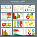 Detail infographic vector illustration. World Map and Informatio