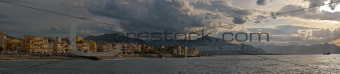 Aspra city