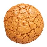 single almond cookie
