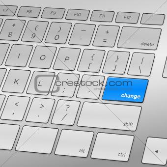 Change Keyboard