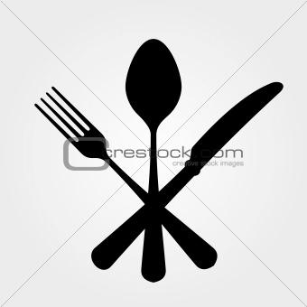 Black Cutlery