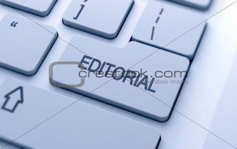 Editorial button