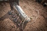 Steel Pipe Explosive Device