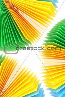 Color Memo Papers