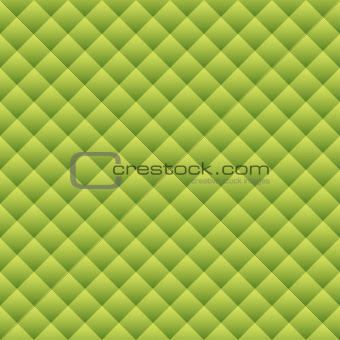 Green snake skin