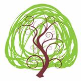Scribble tree