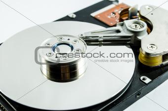Hard Disk Spinner