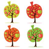 apple tree set