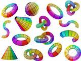 multicoloured palettes