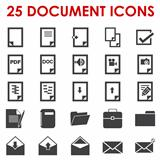 File type and business icons