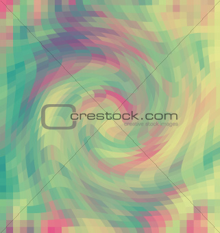 Abstract background spiral.