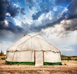 Yurt  nomadic house