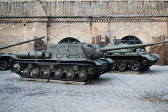SU-152 tank