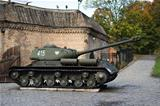IS-2 russian II war tank