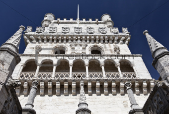 Belem Tower Details