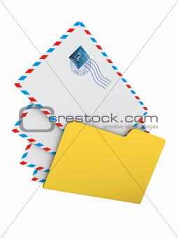 Folder with Mails