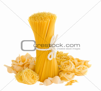 choise of pasta
