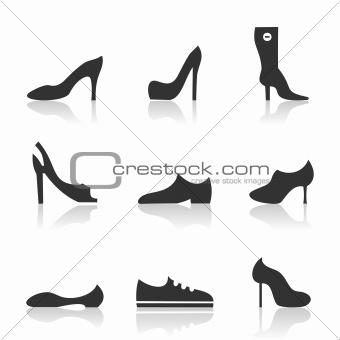 Icon footwear