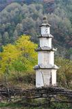 Chinese ancient pagoda