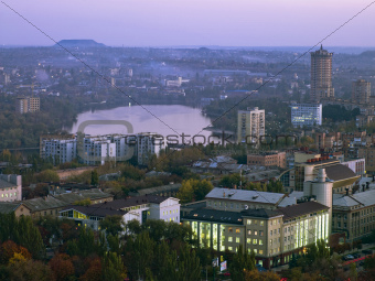 evening Donetsk