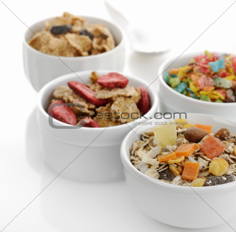 Muesli And Cereal Assortment
