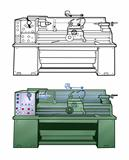 pattern lathe