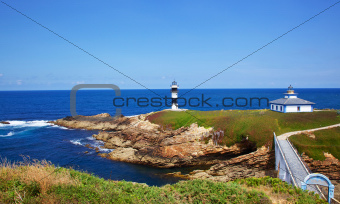 Illa Pancha lighthgouse