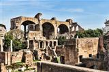 Forum Romanum, Rome, Italy