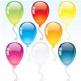 Glossy Decoration Balloons