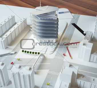 architectural mode