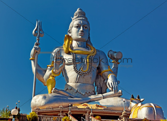 Statue of Lord Shiva