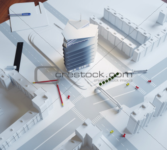 architectural model 