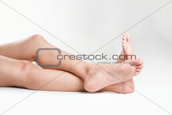 Female feet