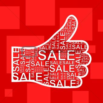 Hand sale