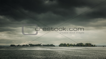 dramatic Chiemsee