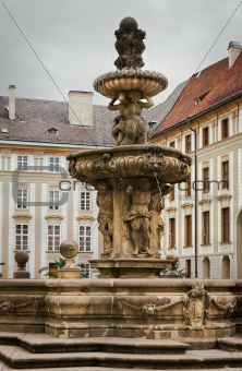 Kohl Fountain
